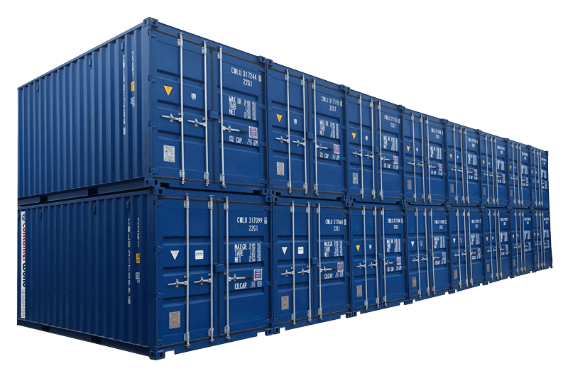 container unit yard